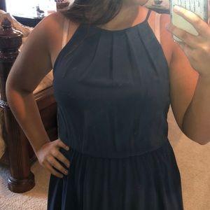 Francesca's Collections Dresses - Blue dress!